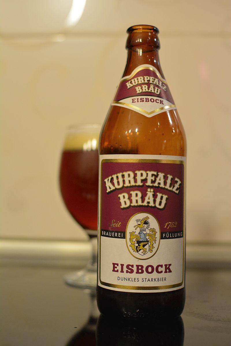 Пиво Kurpfalzbräu Eisbock