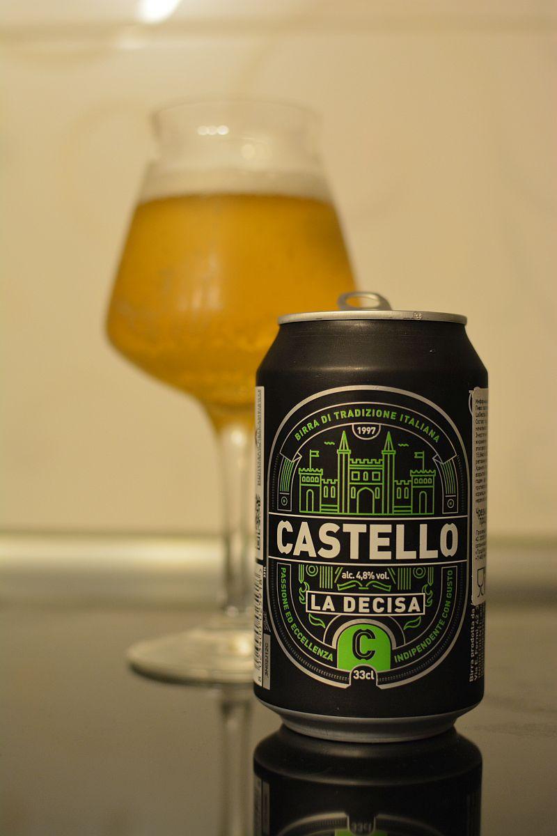 Пиво Castello La Decisa