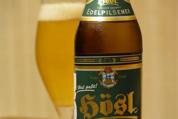 Пиво Edelpilsener