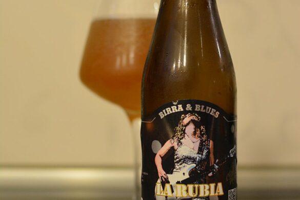 Пиво Rubia