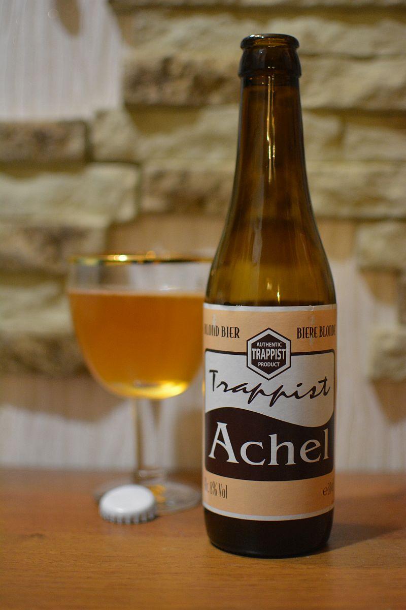 Пиво Achel Blond