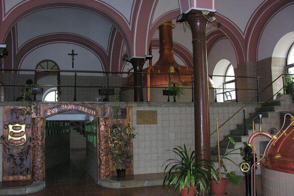 Пивоварня Platan