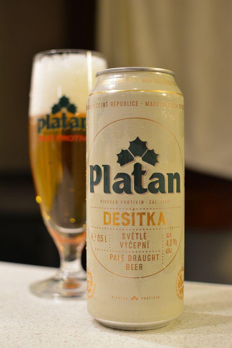 Пиво Platan 10%