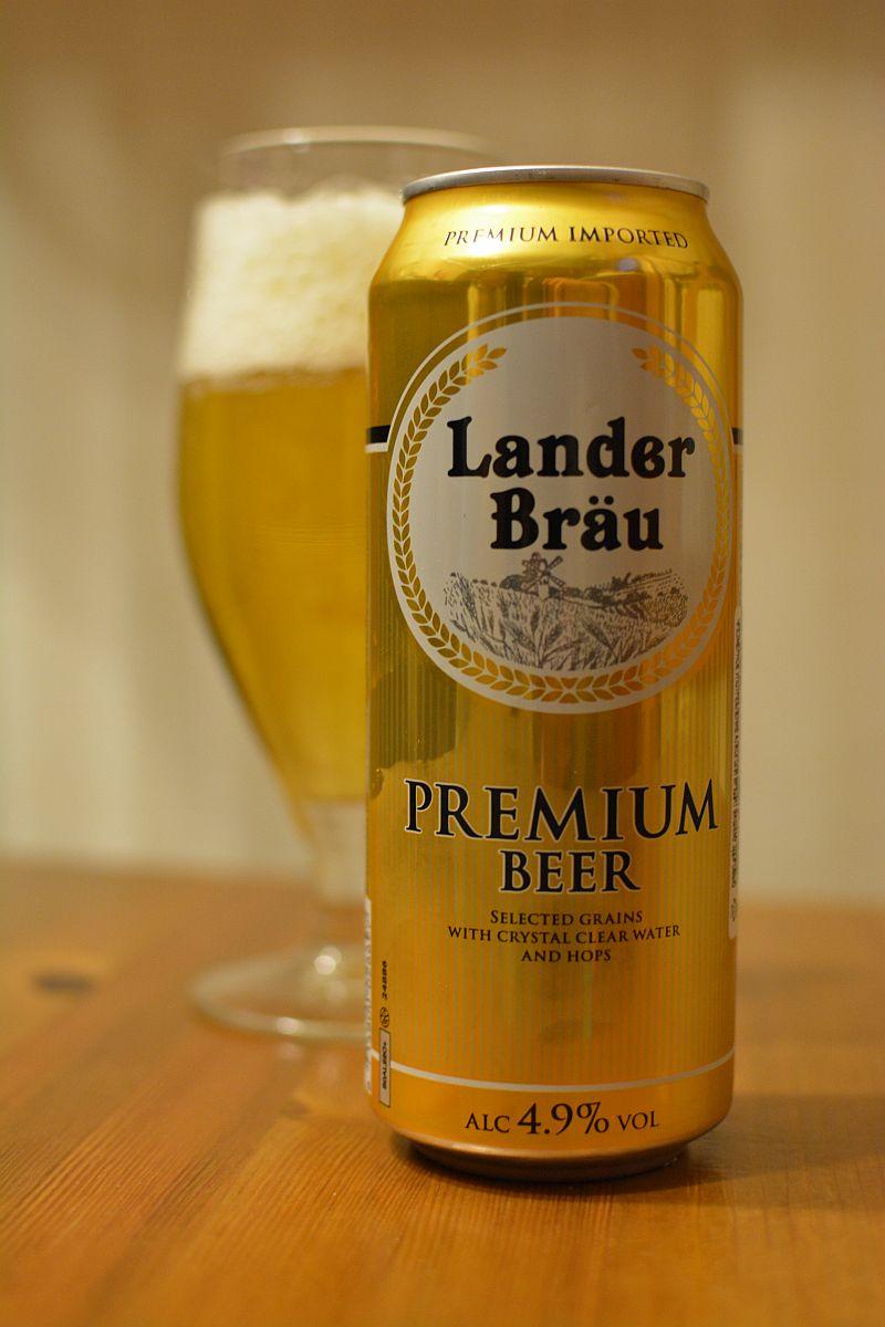 Пиво Lander Brau