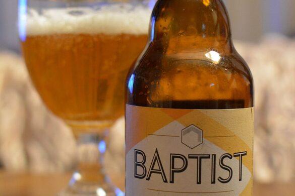 Пиво Baptist Blond