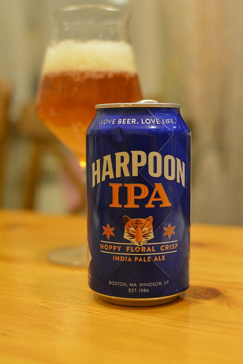 Пиво Harpoon IPA