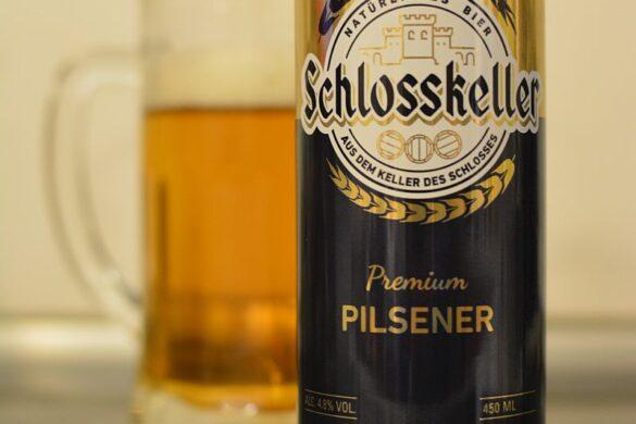 Пиво Schlosskeller Pilsener