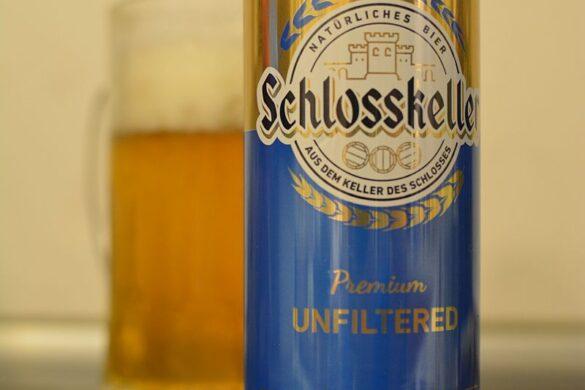 Пиво Schlosskeller Unfiltered
