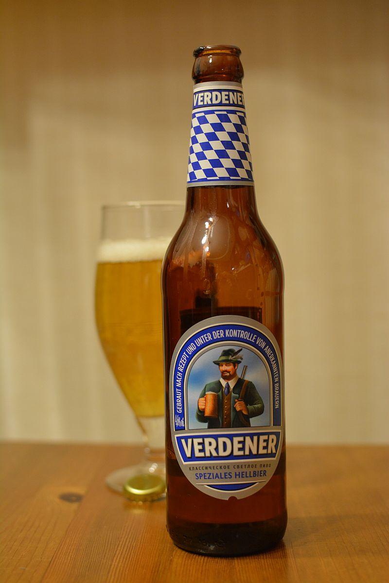 Пиво Verdener