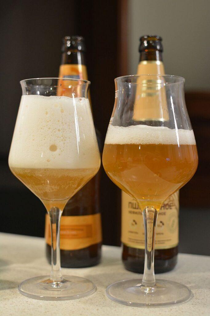 Пшеничное пиво от Балтики