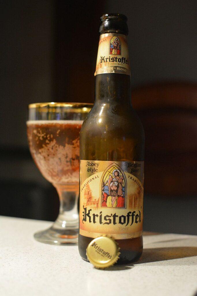 Пиво Kristoffel Blonde