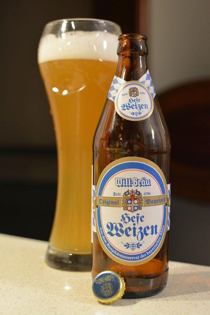 Пиво Will-Bräu Hefeweizen