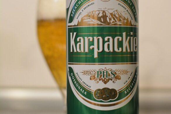Пиво Karpackie Pils