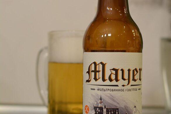 Пиво Mayer