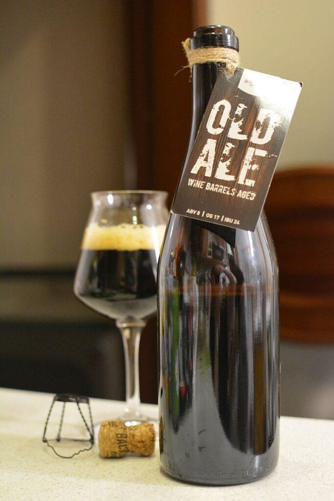 Пиво Василеостровское Old Ale