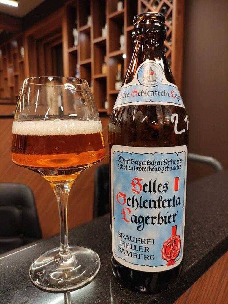 Пиво Helles Schlenkerla Lagerbier