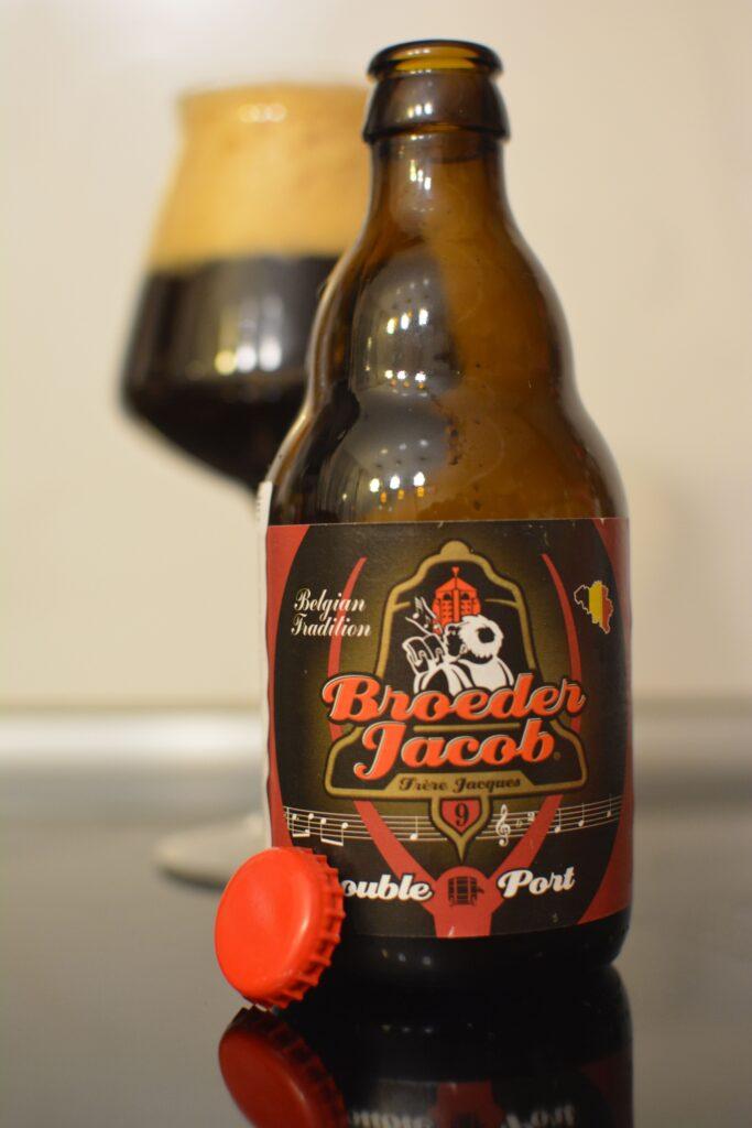 Пиво Broeder Jacob Double Port