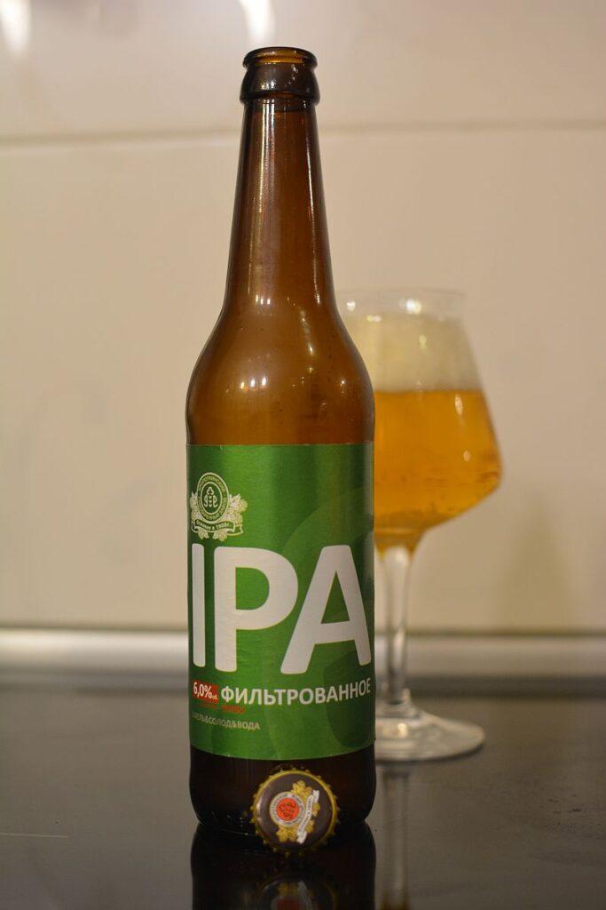 IPA от Кроп-Пиво