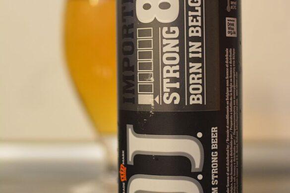 Пиво O.J. Strong 8.5%