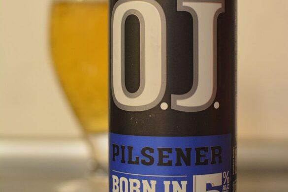 Пиво O.J. Pilsener