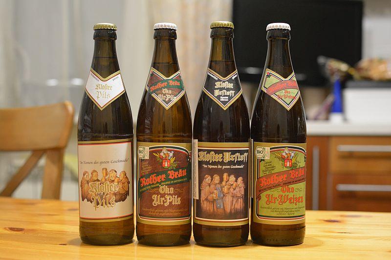 Пиво Rother Brau