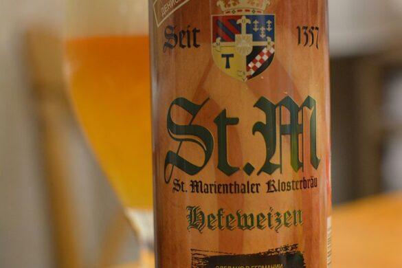 Пиво St. Marienthaler Klosterbräu St. M Hefeweizen
