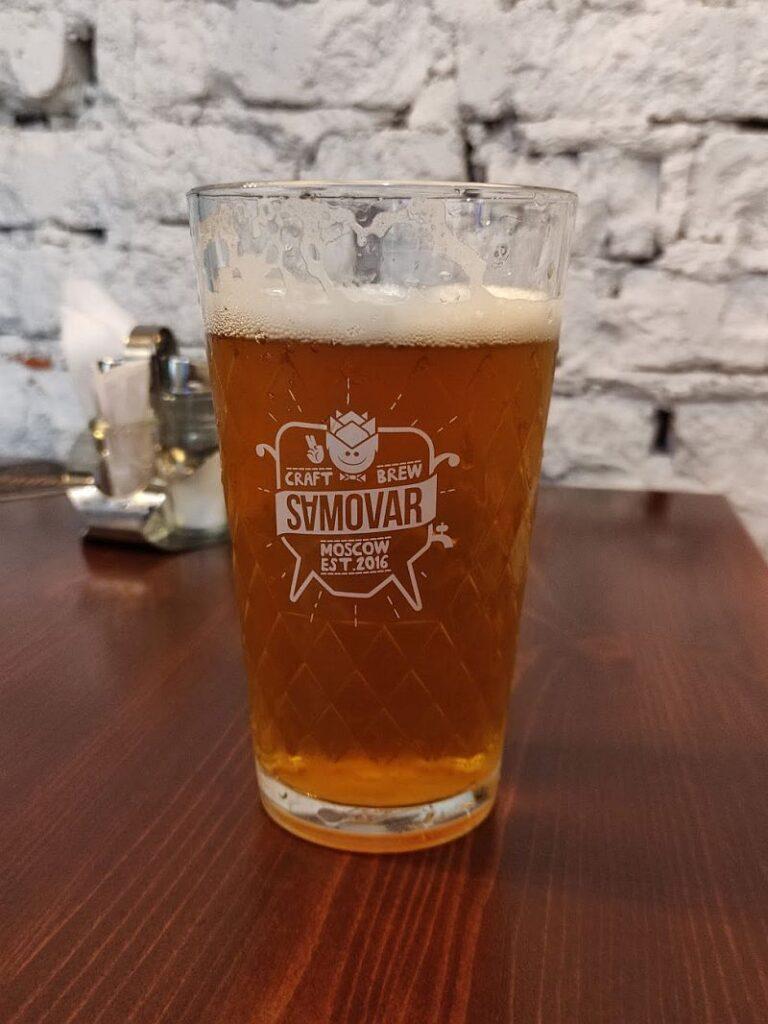 Пиво United States of Yasenevo