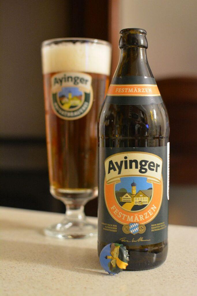 Пиво Ayinger Festmärzen