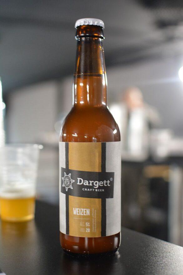 Пиво Dargett Weizen