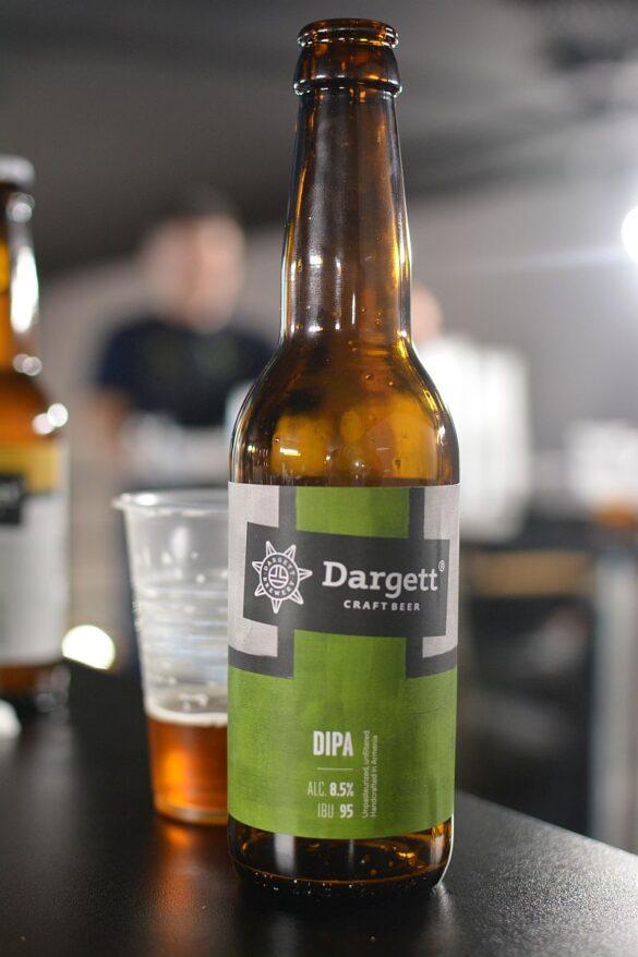 Пиво Dargett DIPA