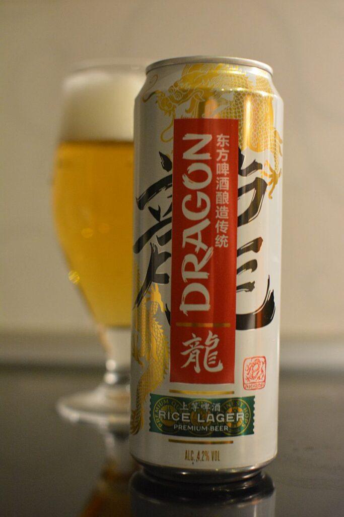 Пиво Dragon