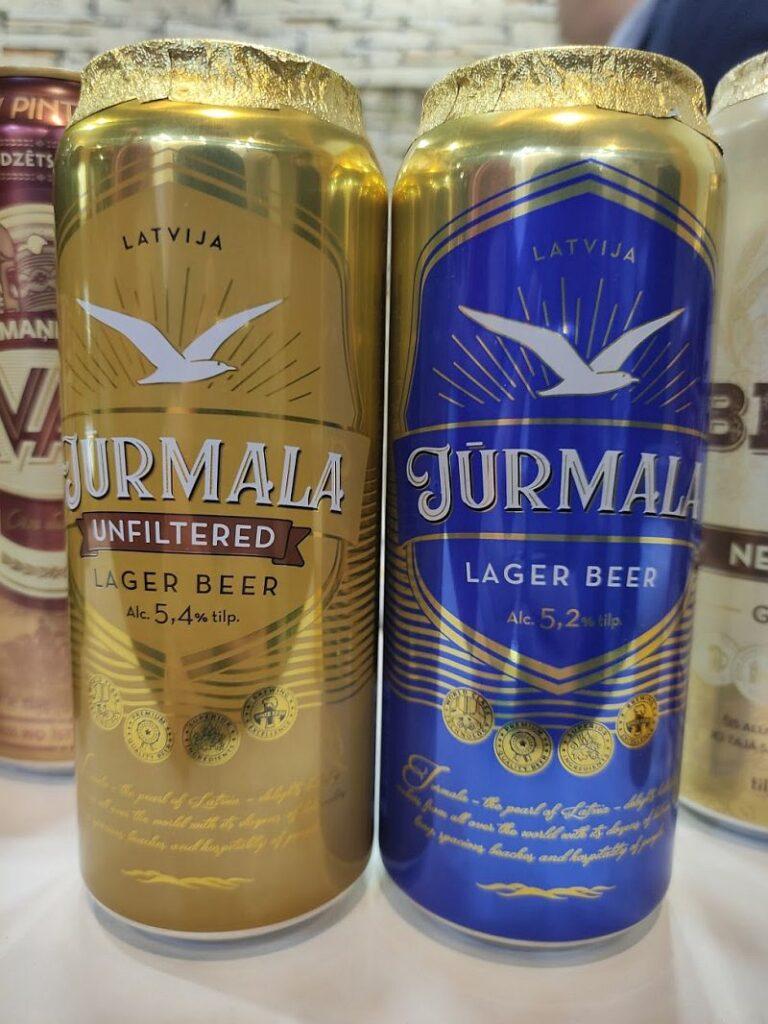 Пиво Jūrmala