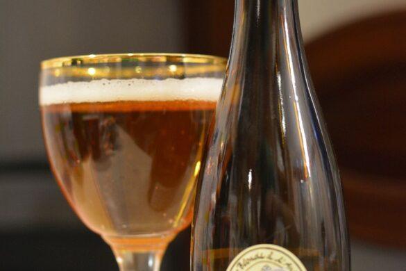 Пиво La Goudale - Blonde à l'ancienne