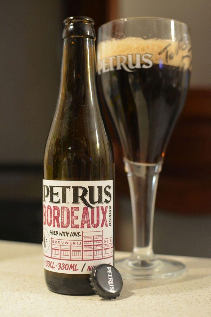 Пиво Petrus Bordeaux
