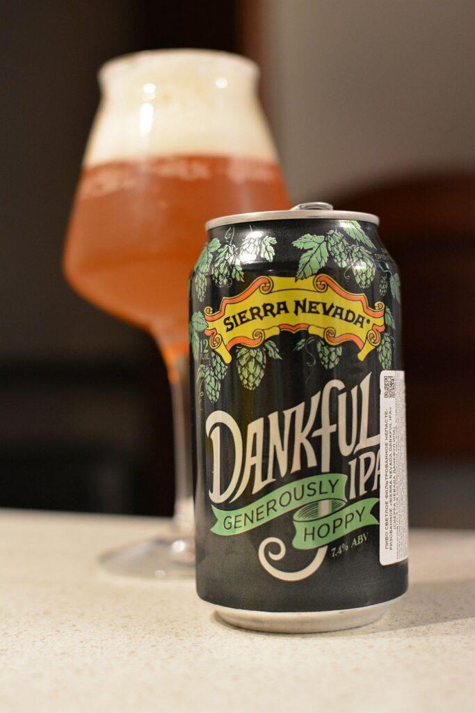 Пиво Пиво Sierra Nevada Dankful IPA