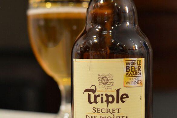 Пиво Triple Secret des Moines