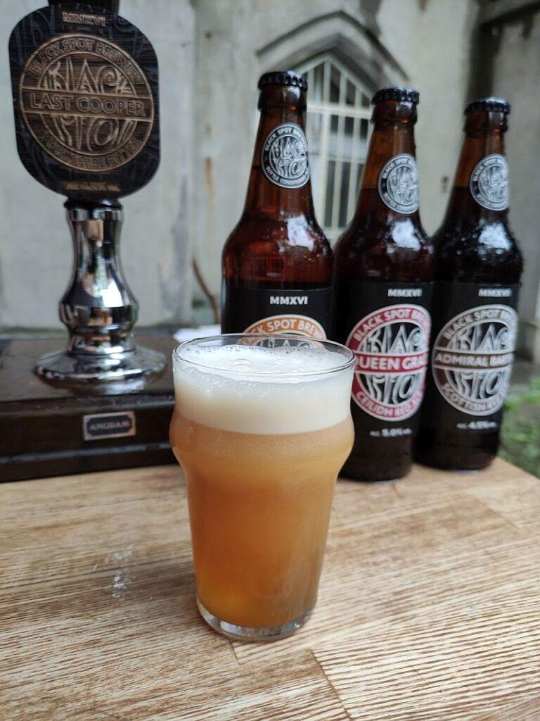 Пиво Last Cooper от Black Spot Brewery