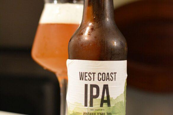 Пиво Brewlab West Coast IPA