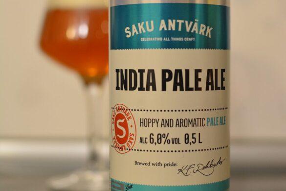 Пиво Saku Antvärk India Pale Ale