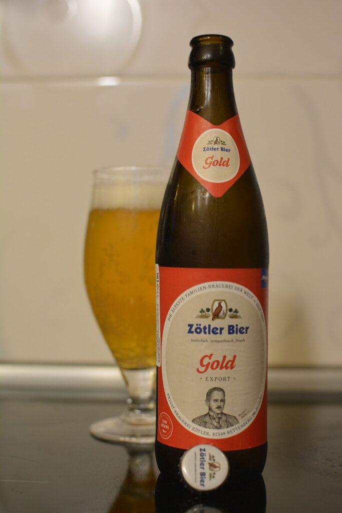 Пиво Пиво Zötler Gold