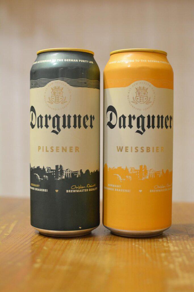 Пиво Darguner