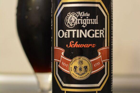 Пиво Oettinger Schwarzbier