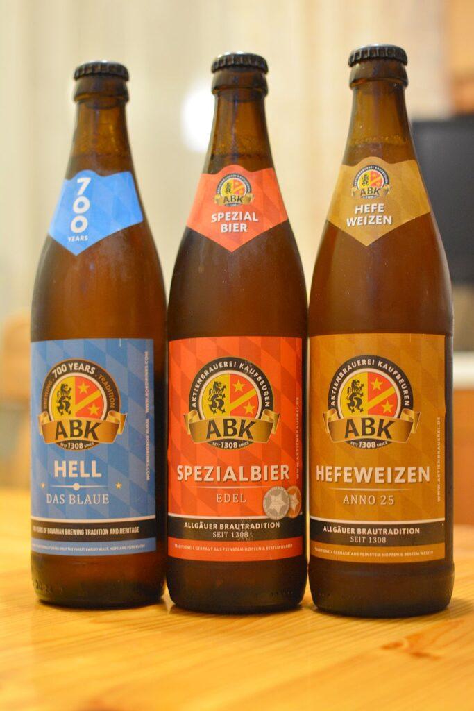 Немецкое пиво ABK