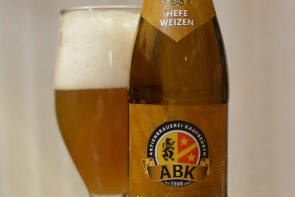 Пиво ABK Hefeweizen Anno 25