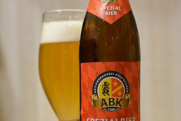 Пиво ABK Edel 'Spezialbier'