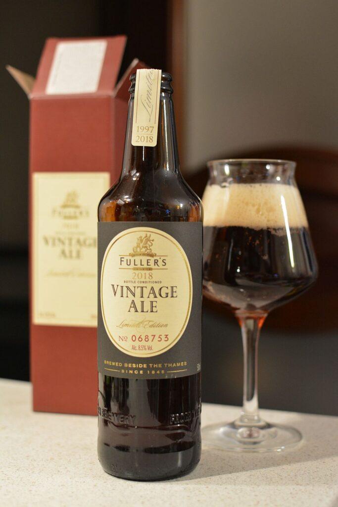 Пиво Fuller's Vintage Ale (2018)