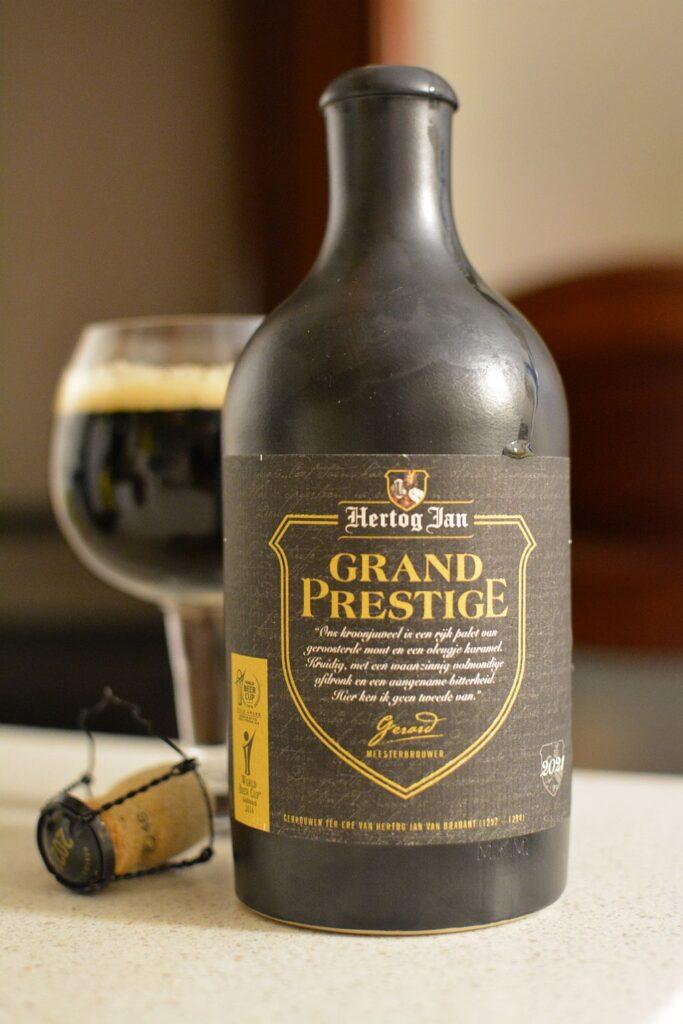 Пиво Hertog Jan Grand Prestige 2021