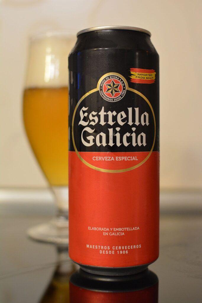 Пиво Пиво Estrella Galicia Especial