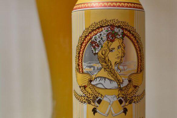 Пиво Moravačka Pšeničné pivo