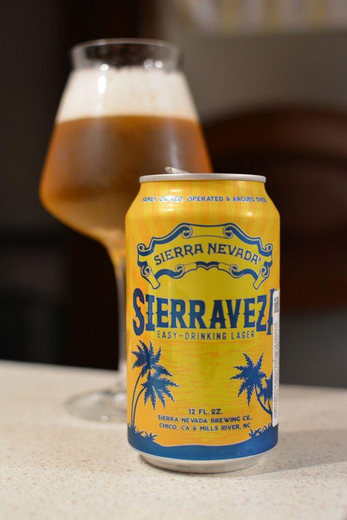 Пиво Sierraveza от Sierra Nevada